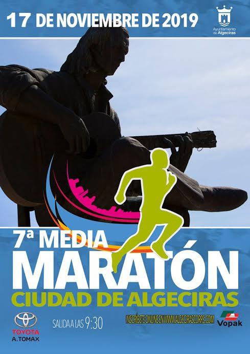 VII Media Maratón Ciudad de Algeciras