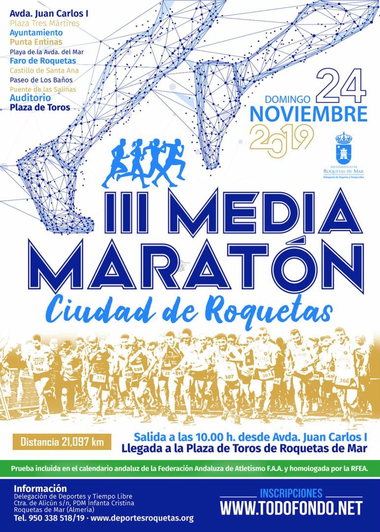 III Media Maratón Ciudad de Roquetas