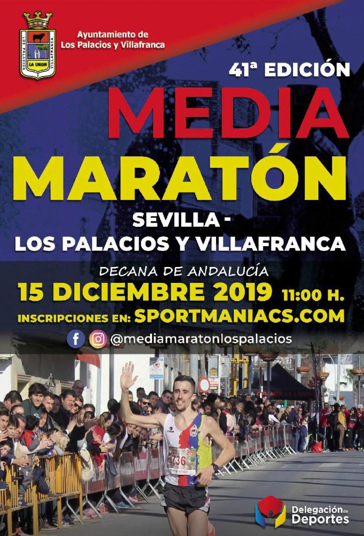 41º Media Maratón Sevilla – Los Palacios y Villafranca