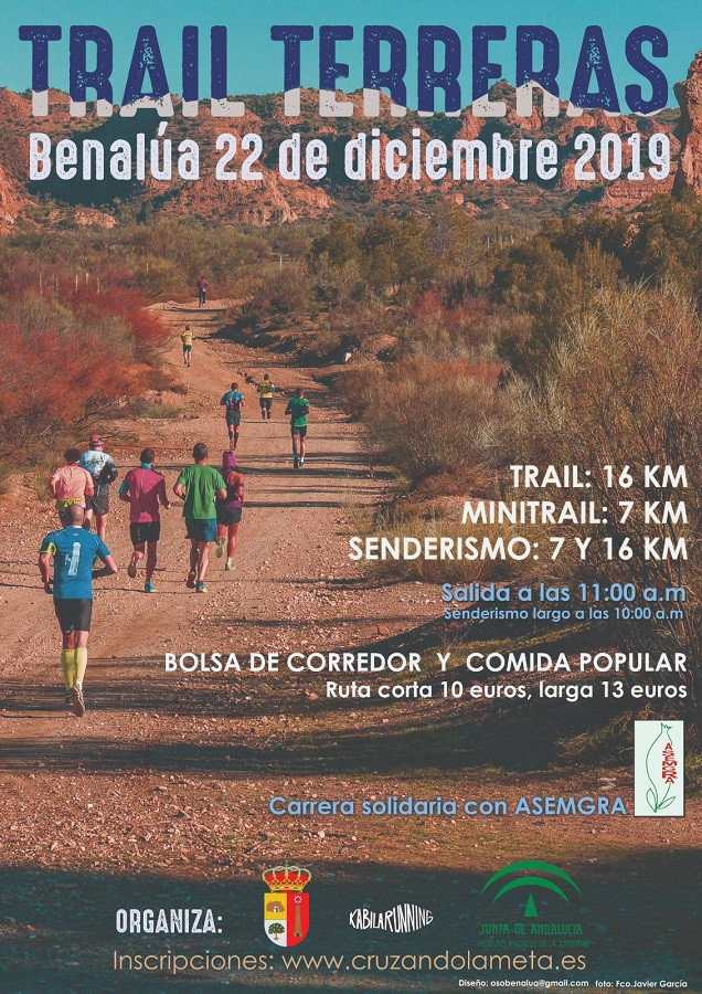 Trail Terreras 2019