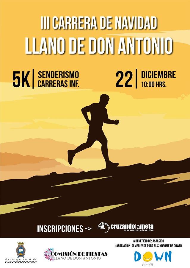 III Carrera de Navidad Llano de Don Antonio
