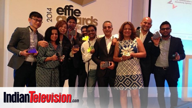 Lowe Lintas and Partners triumphs as the Most Effective Indian Agency at APAC EFFIEs