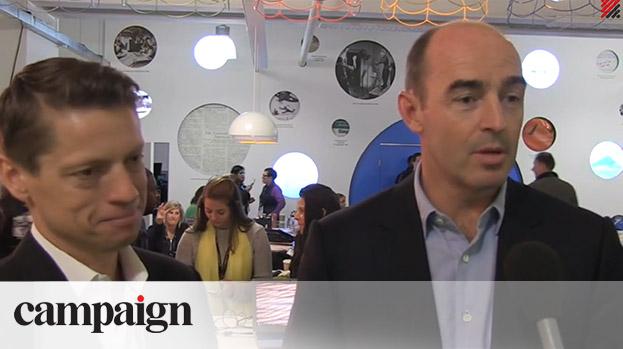 #AWEurope: Michael Wall & Dale Gall on Creativity + Technology
