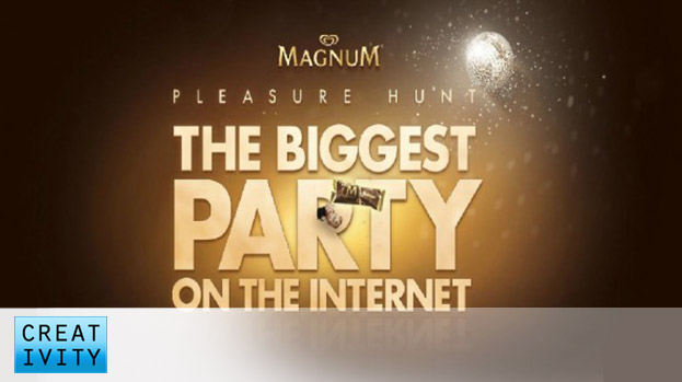 Magnum's Latest 'Pleasure Hunt' Celebrates Brand's 25th B-day With 'Biggest Party on the Internet'