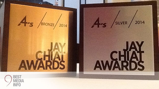 Lowe Lintas + Partners wins a Silver and a Bronze at Jay Chiat Awards