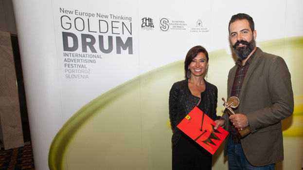 MullenLowe Istanbul wins Grand Prix, Virtuoso Award and 2 Silver Drums at the Golden Drum Awards!