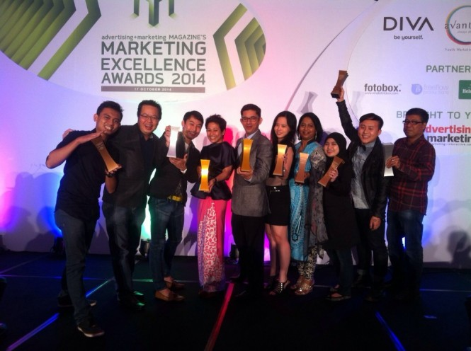 MullenLowe Malaysia Wins Big at Marketing Excellence Awards