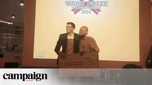 Hindustan Unilever and Lowe Lintas win top Warc Asia Strategy prize