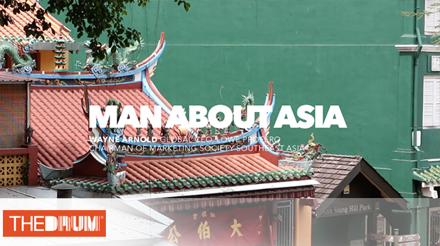 MullenLowe Profero CEO Wayne Arnold & The Drum Partner for YouTube Series 'Man About Asia'
