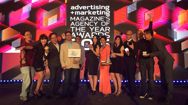 MullenLowe Malaysia's Best Ever Performance at A+M AOTY Awards