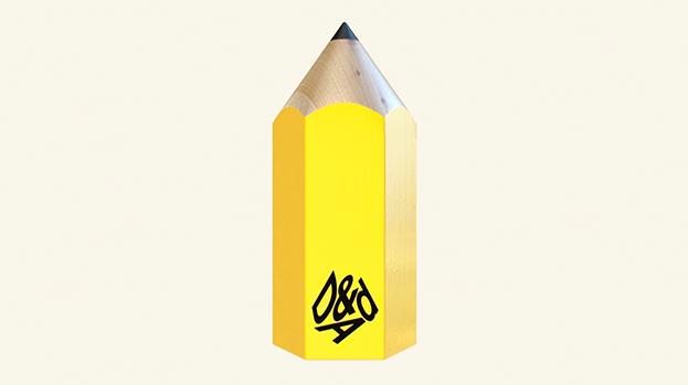 12 Pencils at D&AD 2015