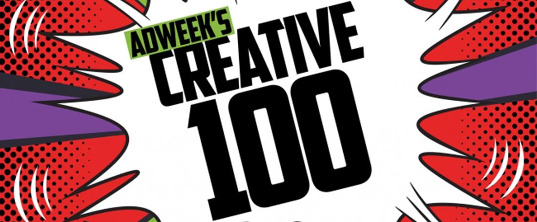 Margaret Keene in Adweek's Creative 100