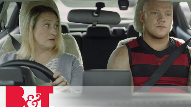 Reckless Drivers Do 'Time With Mum' Via 303 MullenLowe Perth