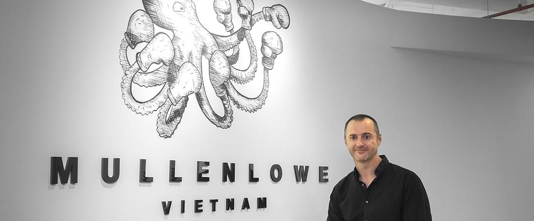 MullenLowe Vietnam Hires Adrian McNamara as ECD