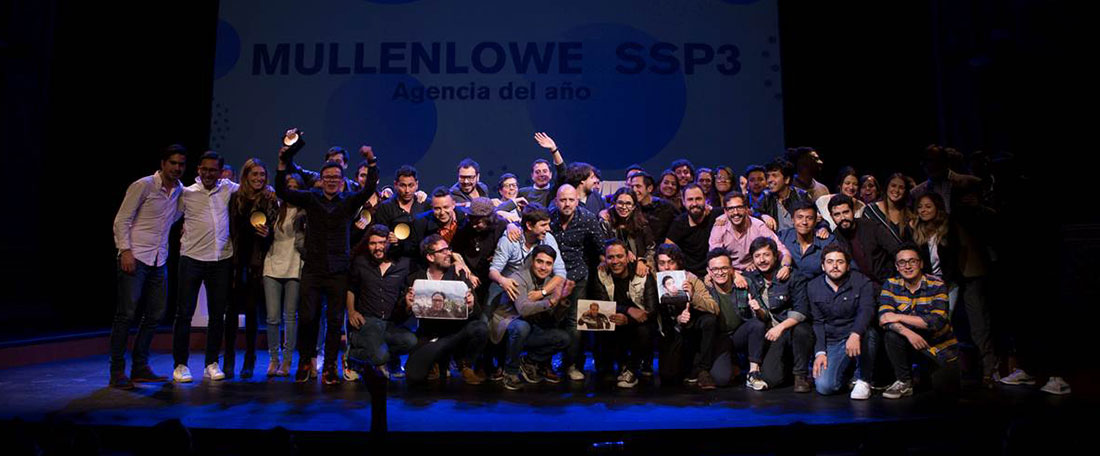 MullenLowe SSP3 Is 'Agency Of The Year'