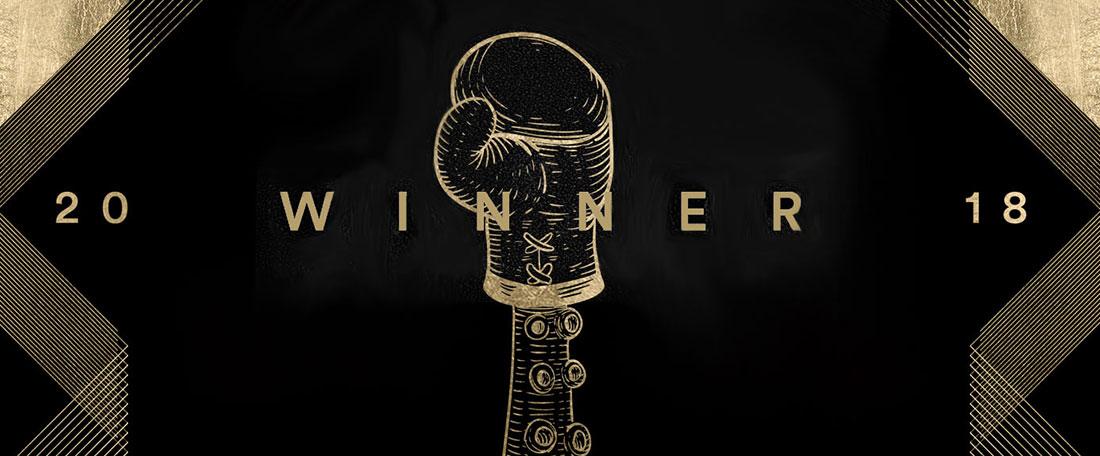 2018 Golden Glove Award Winner Revealed