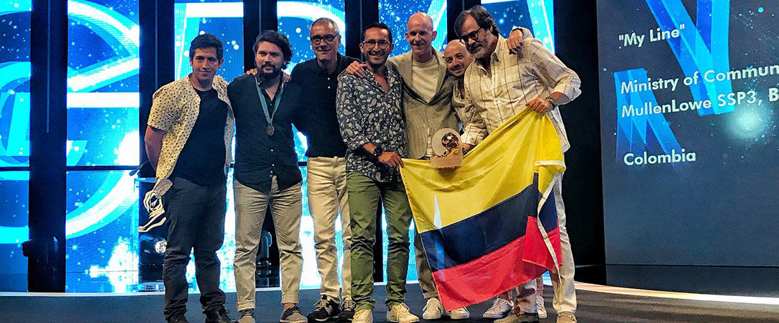 MullenLowe Group Awarded 'Grand Prix' At 2018 Cannes Lions