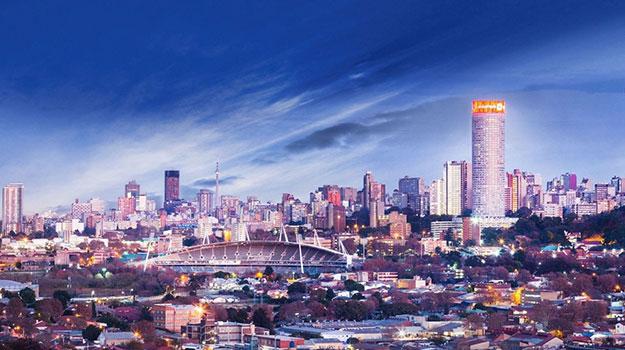 The Joys Of Johannesburg