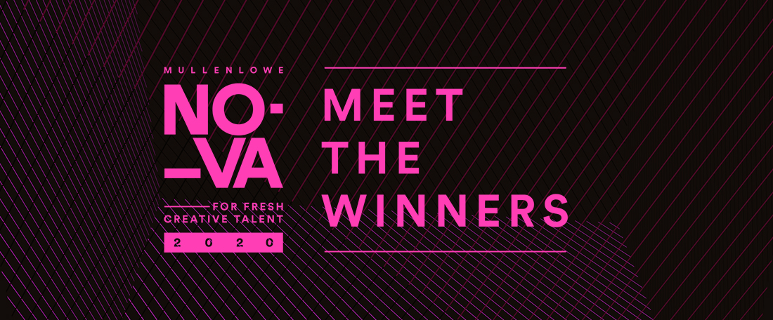Meet The Winners Of The 2020 MullenLowe NOVA Awards