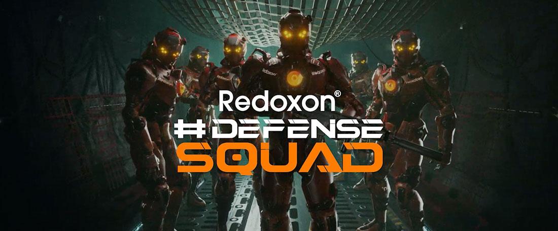 Redoxon Defense Squad