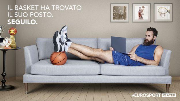 Il Basket ha trovato il suo posto. Seguilo.