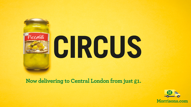 DLKW Lowe launch London focused campaign for Morrisons.com