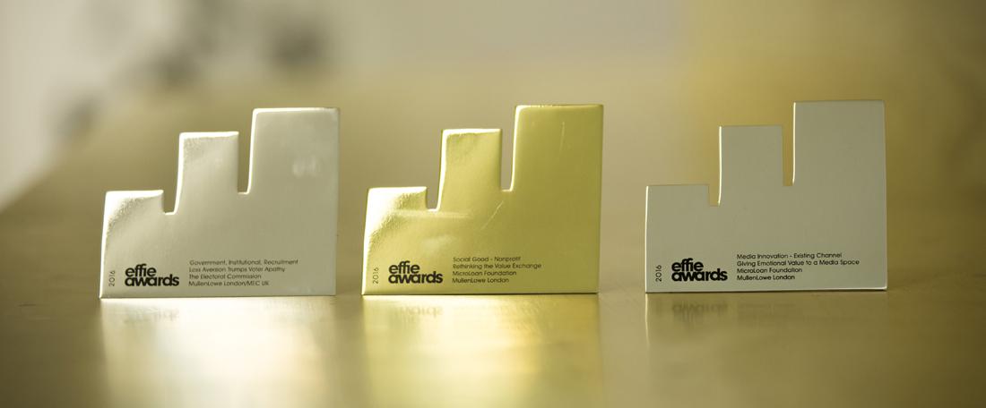 MullenLowe London Agency Of the Year At UK Effies