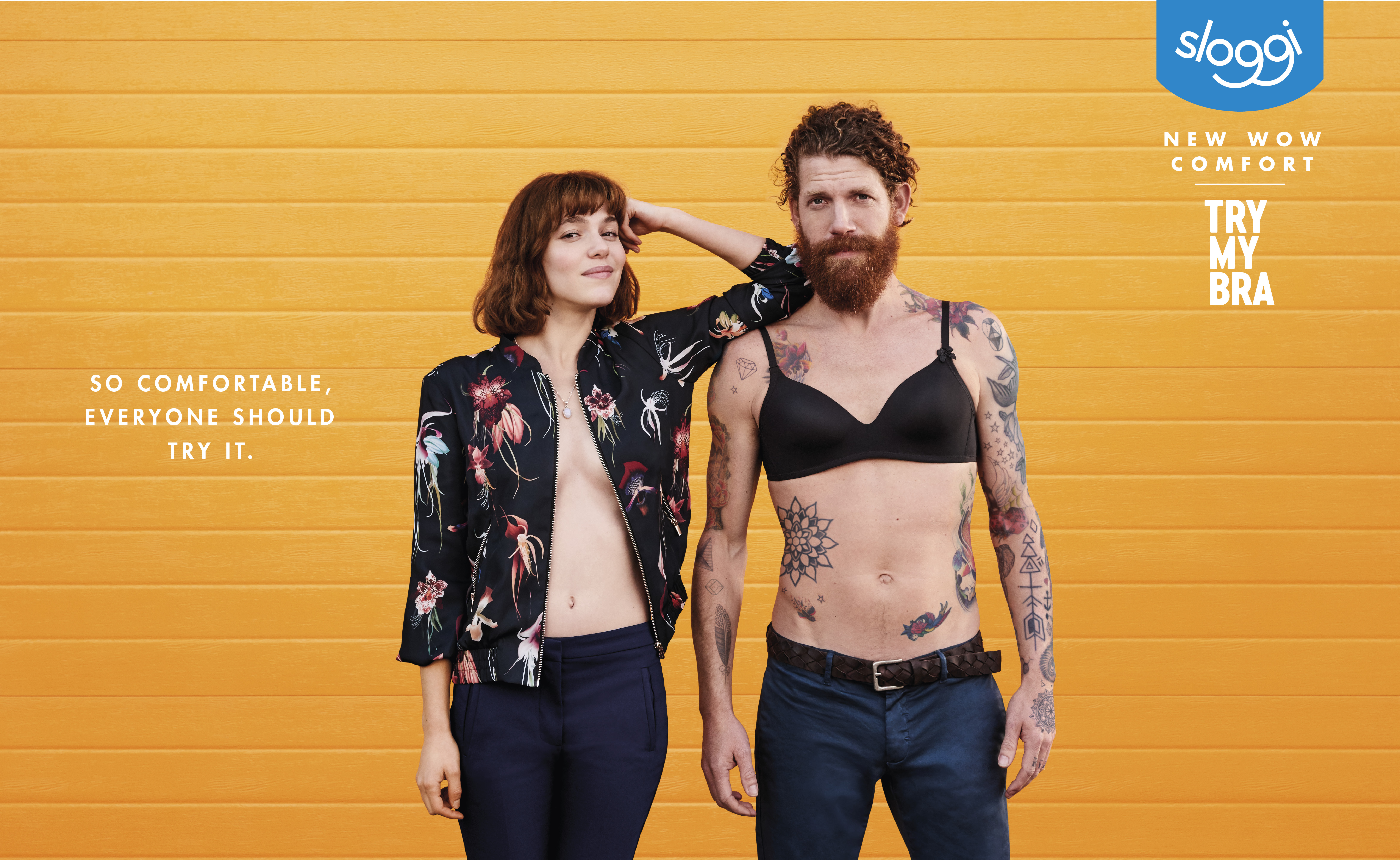 Sloggi_TRY MY BRA_LEAD PRINT AD