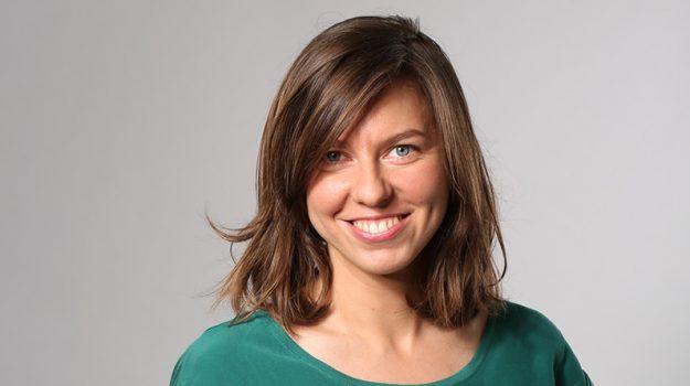 MullenLowe Open's Justyna Pospychala shares her words of wisdom