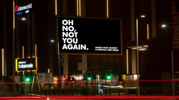 The power of OOH in times of crisis