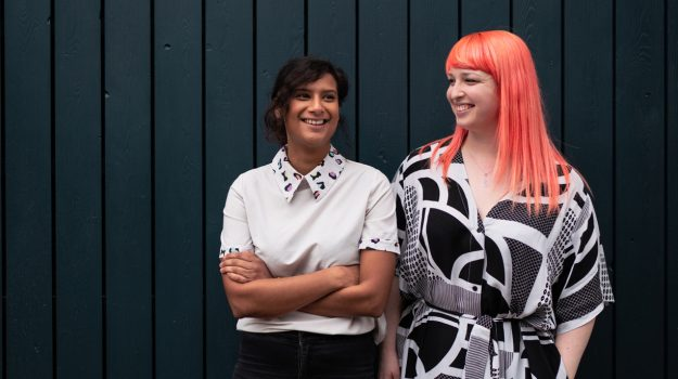 Welcoming our new Senior Creative Duo – Lucy Hatton and Charlotte Khushi