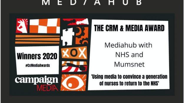Mediahub UK wins big at the 2020 Campaign Media Awards