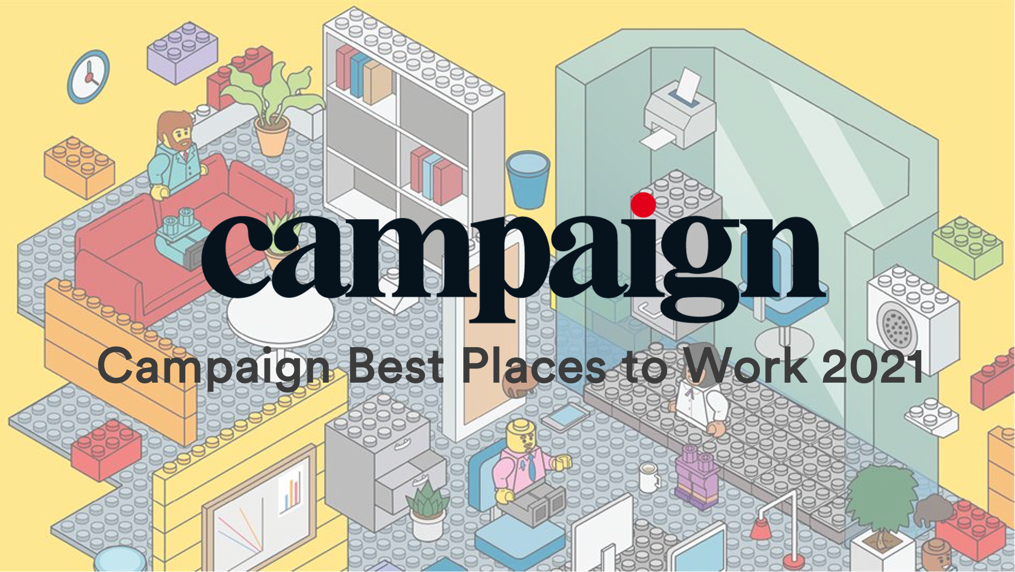 Campaign's best places to work 2021