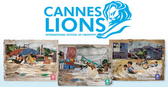 Lowe Philippines wins Silver and Bronze Lions at Cannes 2014