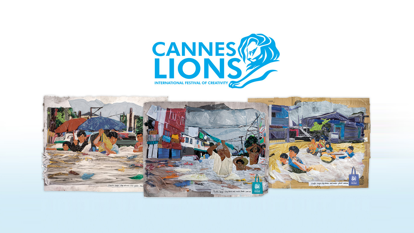 MullenLowe Philippines wins Silver and Bronze Lions at Cannes 2014