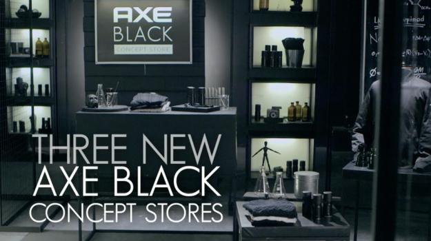 Axe Black Concept Store