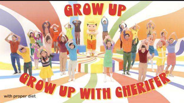 Cherifer Grow Up