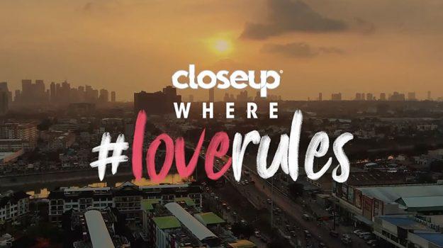 CloseUp Where Love Rules