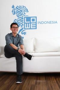 Roy Wisnu Lowe Indonesia