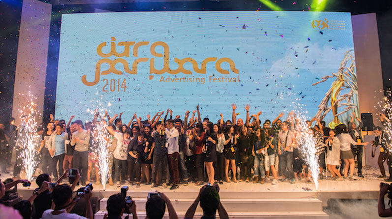 AGENCY OF THE YEAR 2014 : LOWE INDONESIA