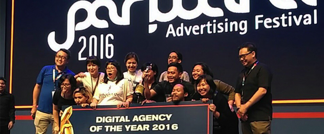 Digital Agency of the Year 2016