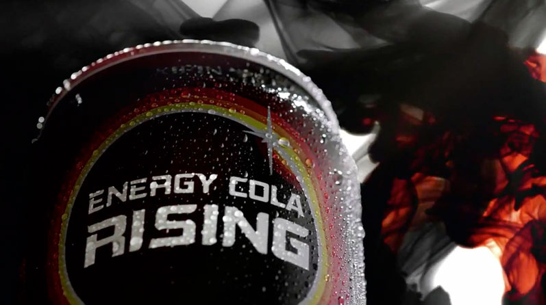 Lowe partners Kirin for the launch of energy cola 'Rising'