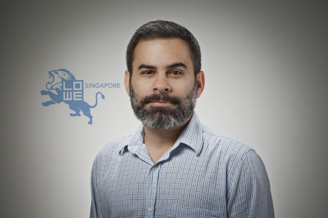 Lowe Singapore appoints Erick Rosa as Creative Head