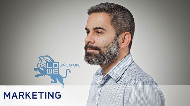 Lowe Singapore's ECD Erick Rosa shares his career path & inspirations