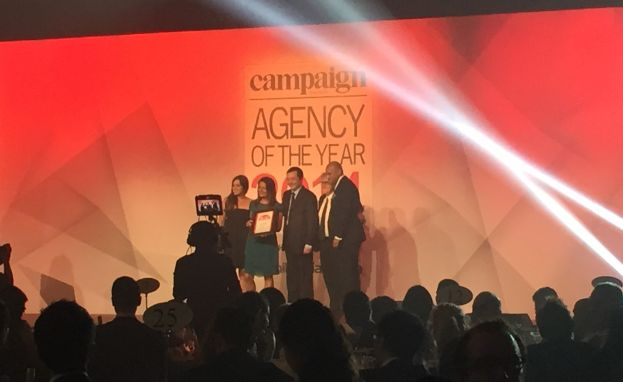 Lowe and Unilever 'Dirt is Good' teams win Campaign Asia's Agency-Marketer Partnership Bronze