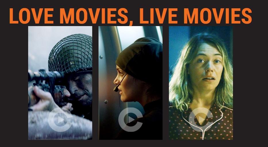 Love Movies, Live Movies
