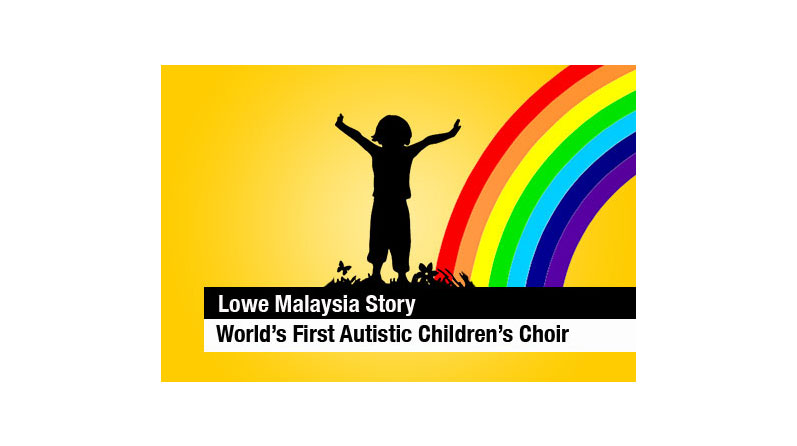 World's First Autistic Children's Choir