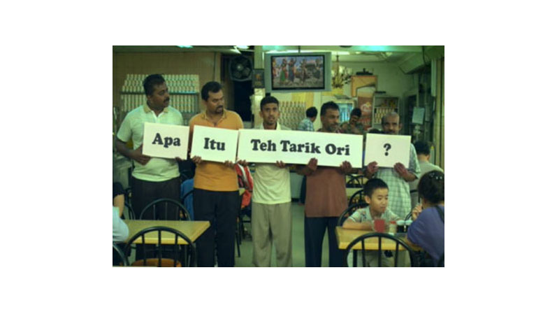 F&N Goes Cult over Teh Tarik