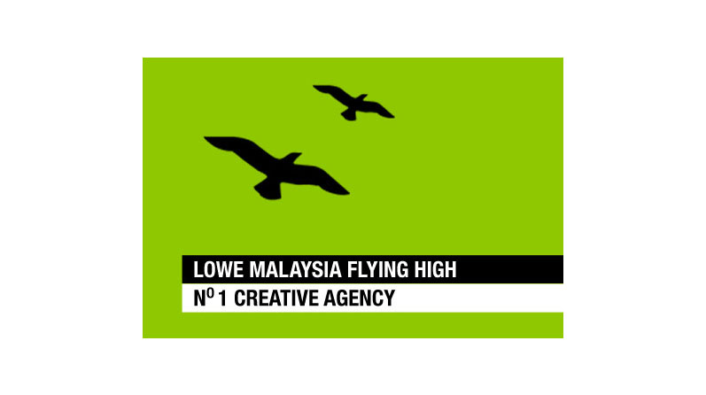 Lowe Malaysia is flying high