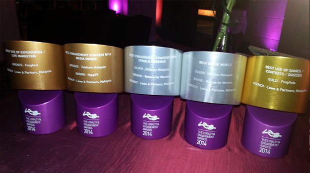 Five Wins for Lowe Malaysia at the Loyalty & Engagement Awards 2014